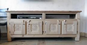 54 – Meuble – (En collaboration avec M. Jean-Benoit Boisset – Architecte d'intérieur)