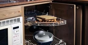 15 – Cuisine Traditionnelle – (En collaboration avec M. Jean Rignault – Architecte d'intérieur)