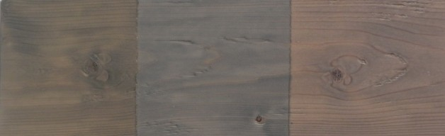 4 – Verni métalisé sur bois éclaté