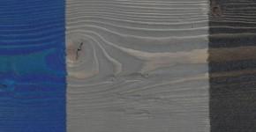 03 – Verni métalisé sur bois brossé éclaté