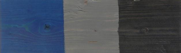 01 – Verni Métallisé sur bois éclaté